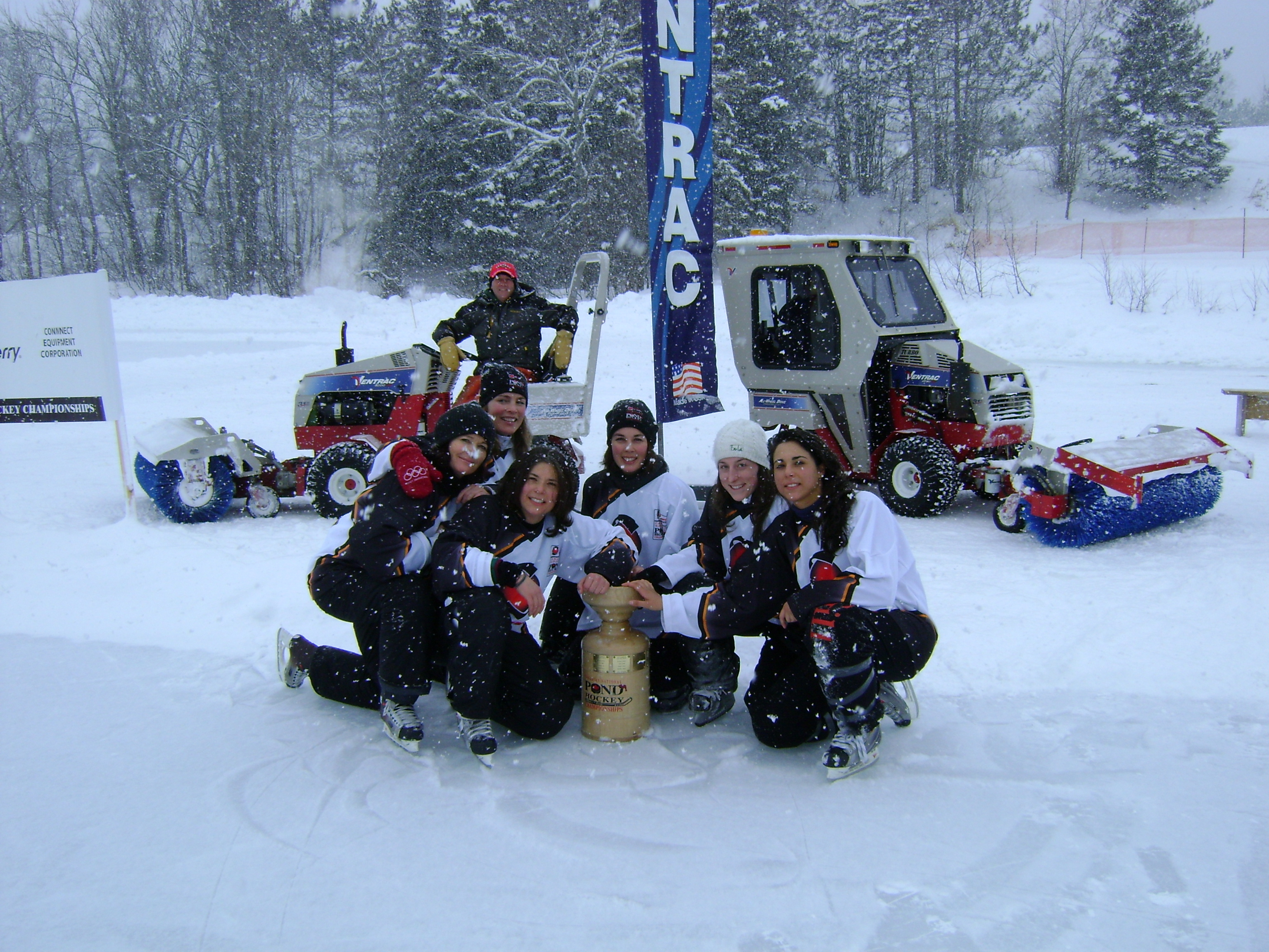 Ventrac at Deerhurst Resort