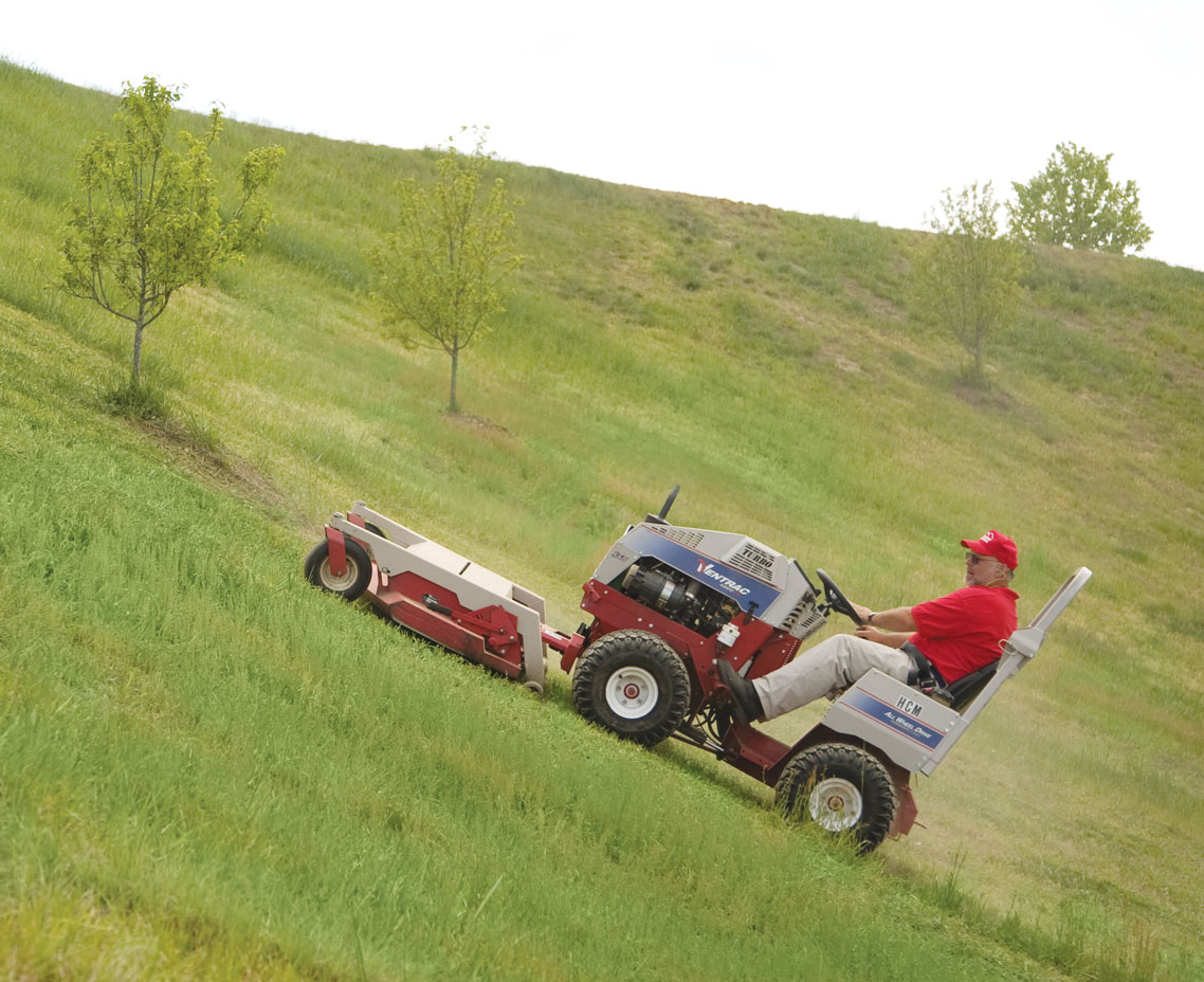 Slope Mowing