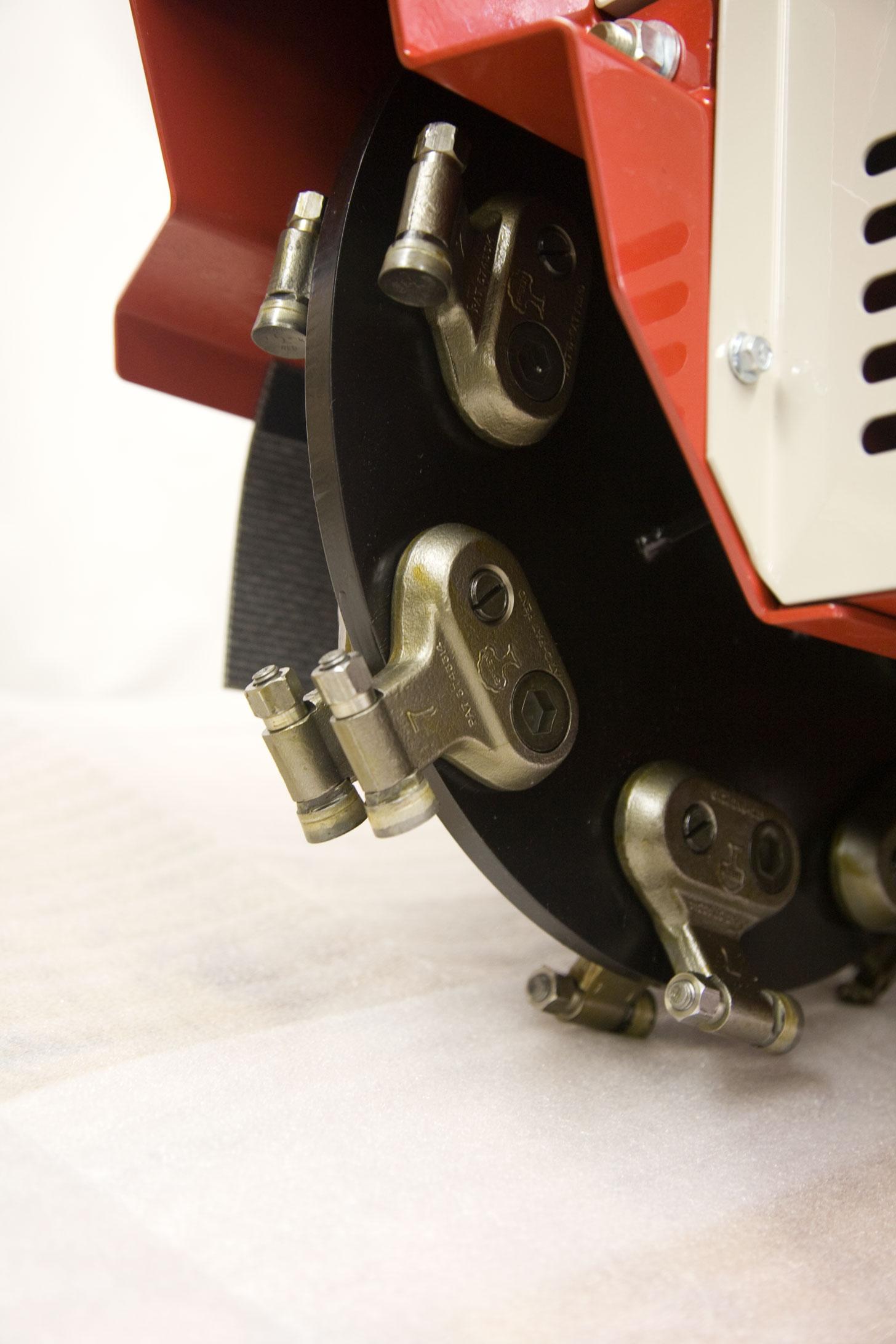 Ventrac Stump grinder
