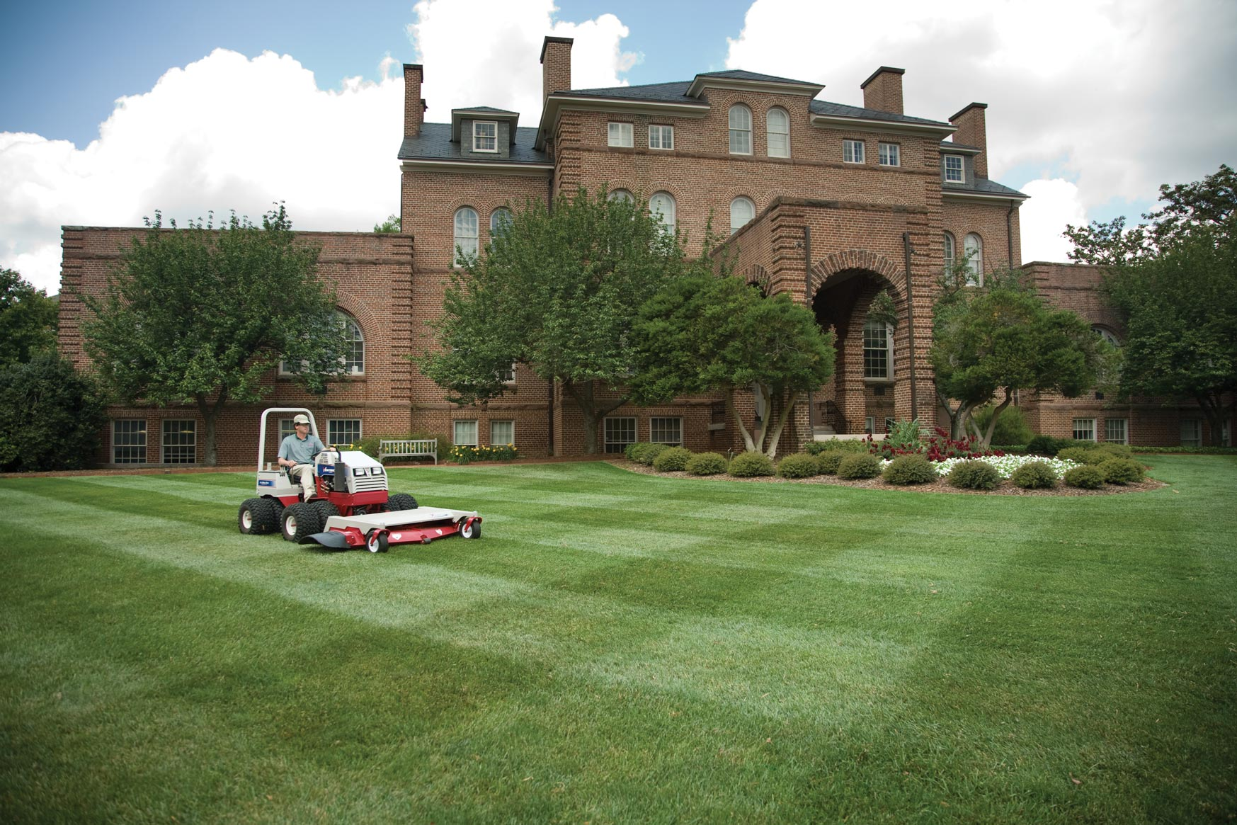 Ventrac at NC State University