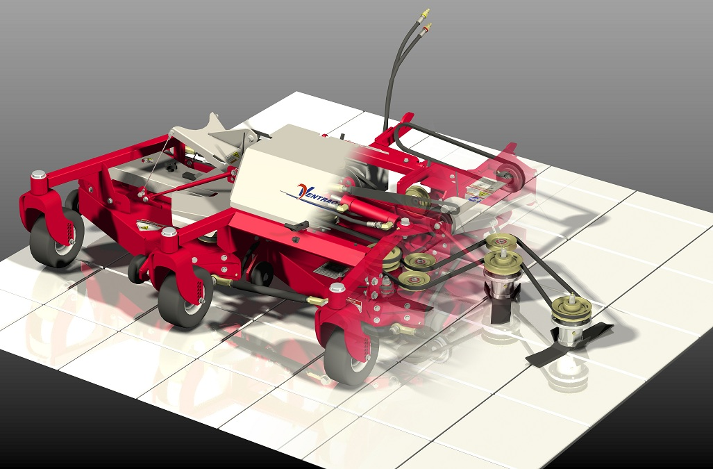 Ventrac Attended Launch Event for Solid Edge ST4