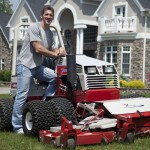 Retired NFL Super Bowl Champ Jeff Hostetler Loves His Ventrac